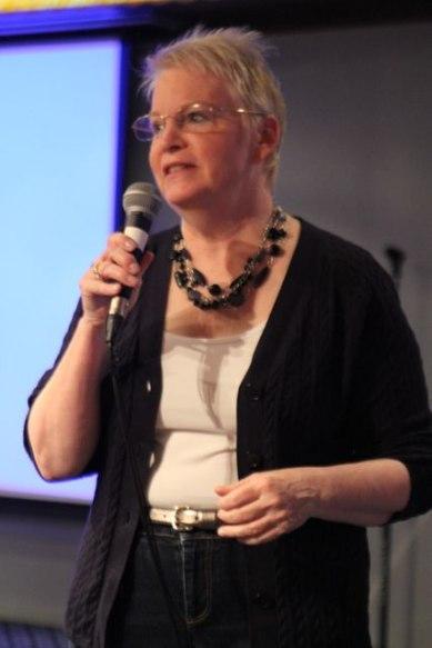 Dr. Mary Vernon