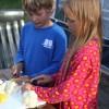 Involverar barnen i matlagningen
