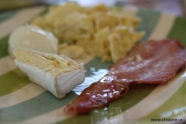 Engelsk frukost – yum!