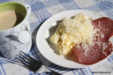 Äggsmör till frukost – väldigt LCHF måste jag säga