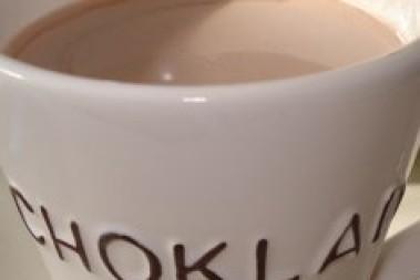 'LCHF' varmchoklad