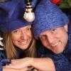 Två bloggande jultomtar önskar er God Jul!