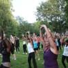 Parken har dansat!