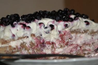 LCHF tårta