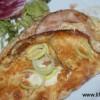 Lime- & majonnäs omelett