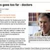 Ett gäng läkare ifrågasätter LCHF