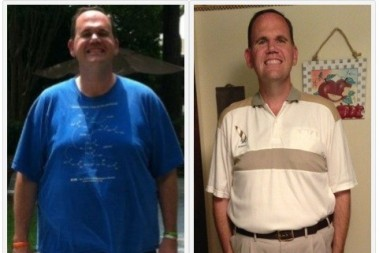 Minskat 22 kg sedan maj med ketonmätningar