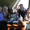 Trevlig lunch med Tim Noakes