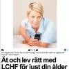 LCHF efter din ålder