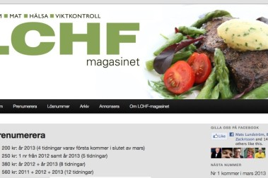 LCHF magasinet