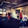 Tuff träningsdag