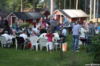 LCHF campingen är slut för i år