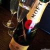 Champagnefrukost på Arlanda