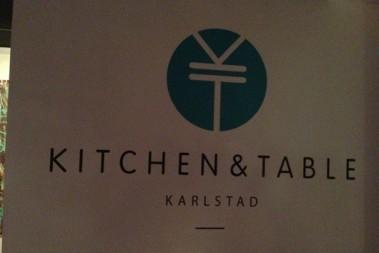Kitchen & Table levererar!!!