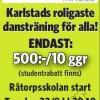 ZUMBA Karlstad börjar på torsdag