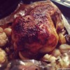 LCHF grillad hel kyckling
