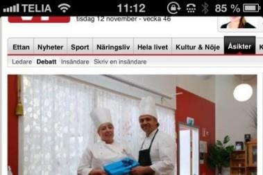 Bra vetenskaplig forskning på livsmedelsverket (???) var då?
