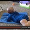 Bebis vägde 6,4kg vid födelsen