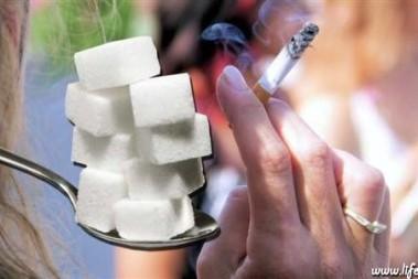Socker är det nya tobak