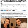 Tvilling läkare testar! En kör low carb, den andra low fat