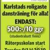 Zumba Karlstad!