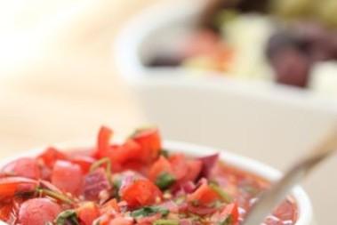 LCHF salsa med koriander
