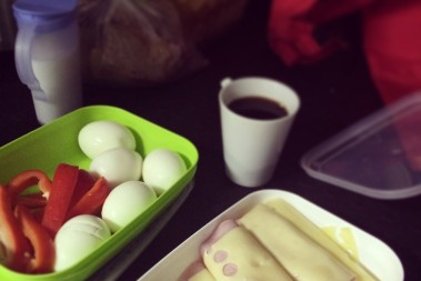 Lchf picknick frukost