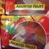 Godis är nu frukt (?)