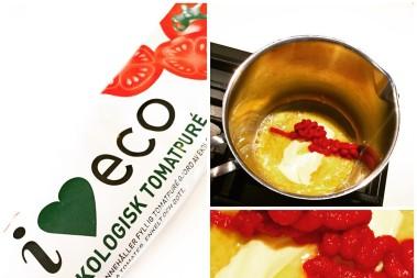 5 minuters LCHF soppa – Tomatsoppa