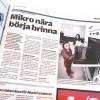Med i tidningen om vår mikro