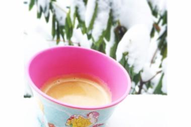Gomorron kaffe eller gomorronkaffe