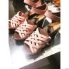 Såååå snygga rosa klackskor