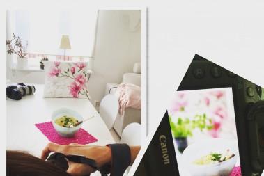 Bilder o recept till LCHF magasinet