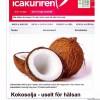 Kokosolja farligt för kroppen (???)
