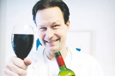 Vin ÄR bra för hälsan! Punkt!