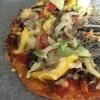 Bästa LCHF pizza, helt klart!