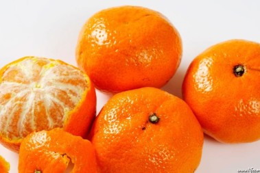 Ekologiska clementiner i jul! BARA!