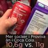 Hälsosamma Proviva. INTE!