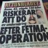 Fetmaoperationer görs på barn också!!!