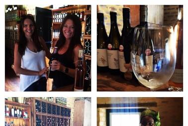 Lite vinprovning på väg…