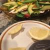 Oxfilé, sallad och pepparsmör