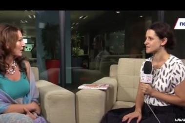Intervju m mig i newz24 om hälsosam barnmat!!
