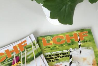 Vill du få LCHF magasinet?