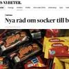 Nya råd om socker till barn