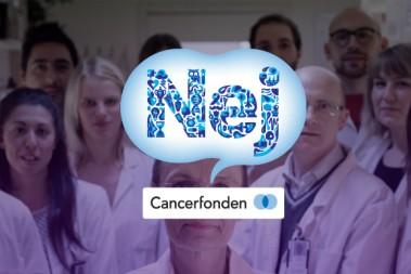 NEJ till cancerfonden!!!