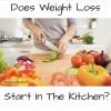 Börjar viktminskningen i köket?