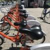 Ute och cyklar