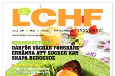 Nyheter – LCHF magasinet!
