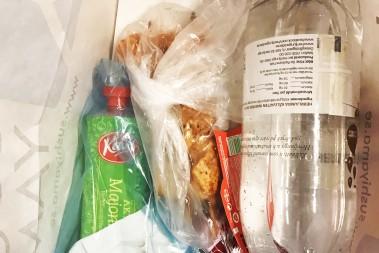 Matsäck – enkelt lchf