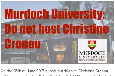 Universitet som själva utför MOBBNING!!!